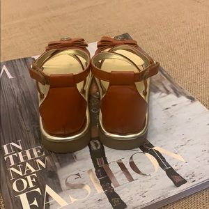 Michael Kors Shoes - Michael Kors Lil Sandra Sandals